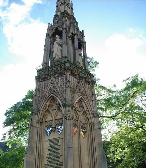 英国牛津大学别样的建筑风格